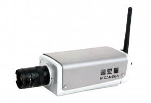 мегапикселова безжична мрежова камера за видеонаблюдение